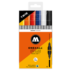 One4All Twin Basic Set 1 molotow