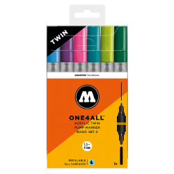 One4All Twin Basic Set 2 molotow