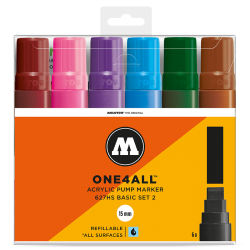 One4All 627HS Basic Set 2 molotow