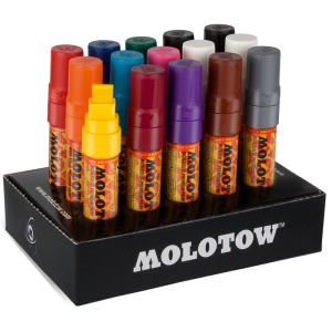 One4All 627HS Burner set molotow