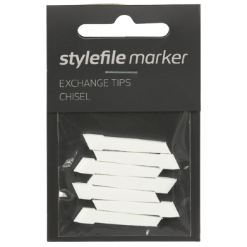 Stylefile Marker Chisel Tips