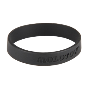 Molotow Wrist Band Black