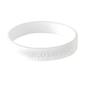 Molotow Wrist Band White