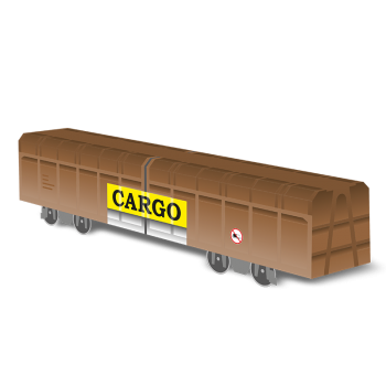 Mini Subwayz Cargo