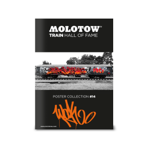 Poster Collection 14 Wok molotow