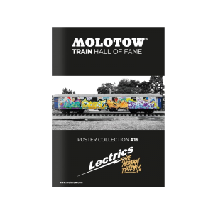 Poster Collection 19 Lectrics molotow