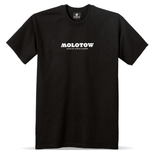 Molotow Basic Shirt Black