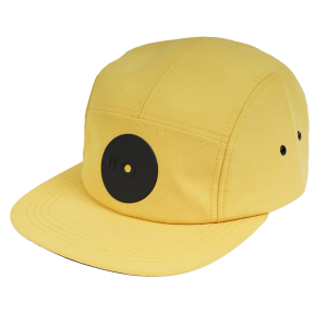 Mr.Serious Yellow Fat Cap