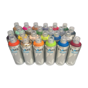 Flame Blue 24 Pack molotow