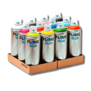 Flame Blue 12 Pack