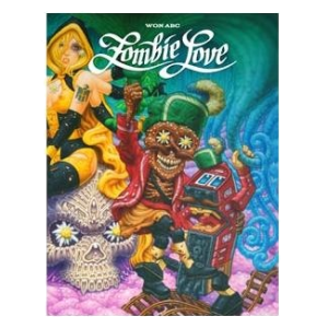 WON ABC Zombie Love