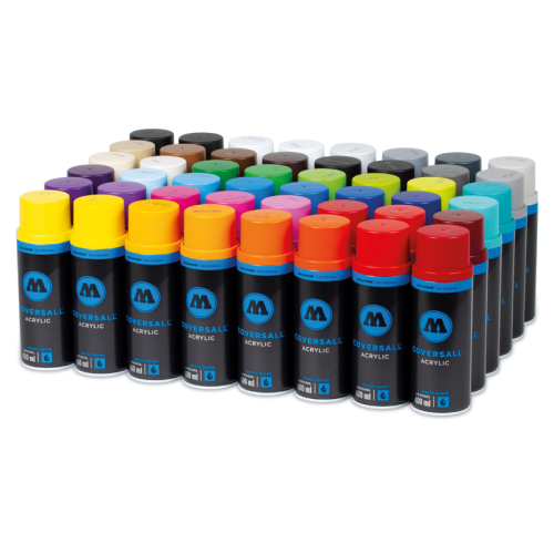Coversall Water-Based 48 Pack Color Set