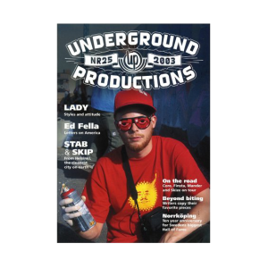 Underground Productions 25