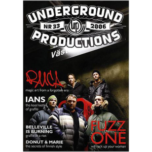 Underground Productions 33