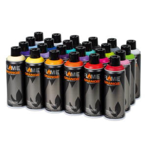 Flame Orange 24 Pack molotow