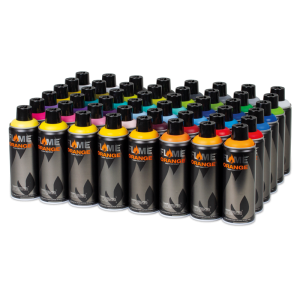 Flame Orange 48 Pack molotow