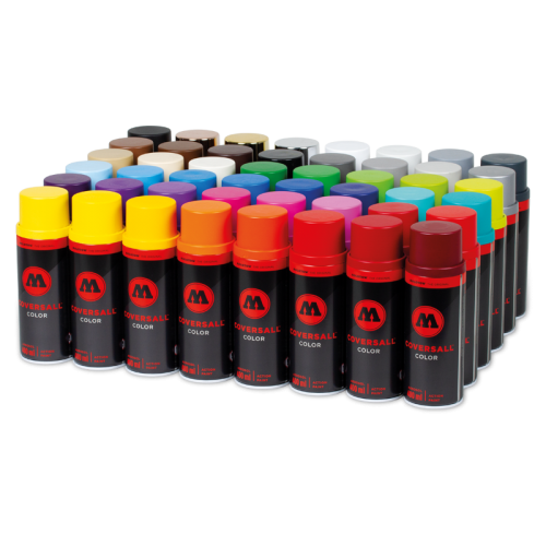 Coversall Color 48 Pack