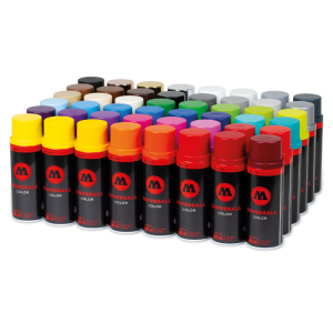 Coversall Color 48 Pack molotow