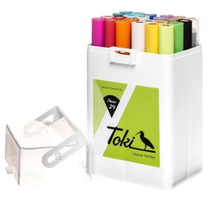 Toki Layout Markers 24 Set A