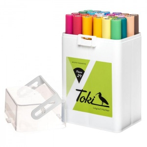 Toki Layout Markers 24 Set B