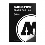 Molotow Marker Black Pad A4