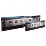Molotow Train Canvas BIG