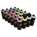 Kobra Low Colors Pack