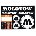 Molotow Sticker Sheet 2