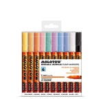 MOLOTOW ONE4ALL 127HS Pastel 10Set