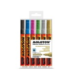 Molotow One4All 227HS Metallic Set