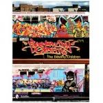 NYC Graffiti The Destiny Children
