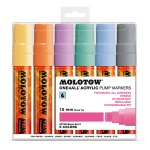 Molotow One4All 627HS Basic Pastel Set