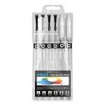 MOLOTOW AQUA Squeeze Pen Basic Set 2