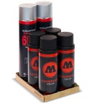 Molotow Burner and Coversall Color Action Pack