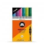 Molotow Acrylic Twin Basic Set 2