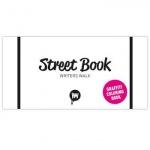 Street Book Writers Walk kolorowanka